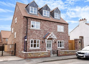 Thumbnail 4 bed detached house for sale in Kirkland Street, Pocklington