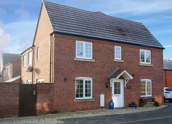 Thumbnail 3 bed terraced house to rent in Betjeman Way, Cleobury Mortimer