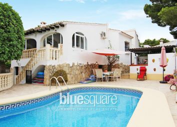 Thumbnail 5 bed property for sale in Benissa, Valencia, 03724, Spain