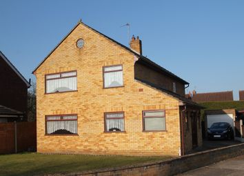 Thumbnail 4 bed detached house for sale in Alan Way, Colchester
