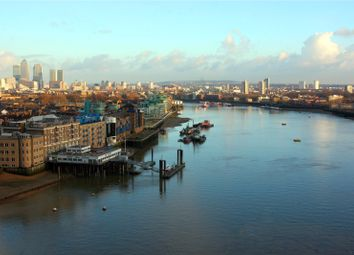 Thumbnail 1 bed flat for sale in Parkview, Royal Wharf, London