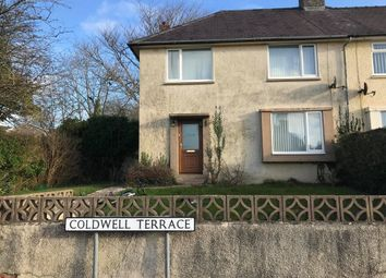 Thumbnail 3 bed terraced house to rent in Coldwell Terrace, Pembroke, Pembrokeshire
