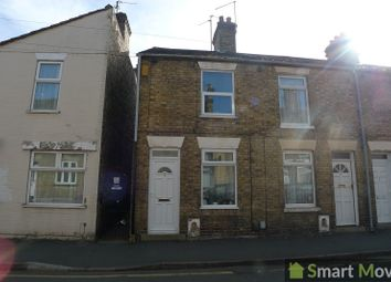 Thumbnail 2 bed terraced house to rent in Vergette Street, Peterborough, Cambridgeshire.