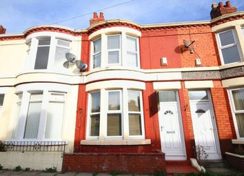 Thumbnail 3 bed terraced house for sale in Northdale Road, Wavertree, Liverpool