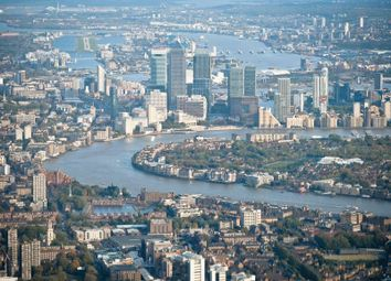 Thumbnail 1 bed flat for sale in Park View Place, Royal Wharf, Canary Wharf London