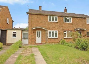 Thumbnail 2 bed semi-detached house for sale in Burford Way, Hitchin, Hertfordshire