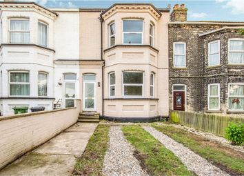 Thumbnail 4 bed terraced house for sale in Southtown Road, Great Yarmouth