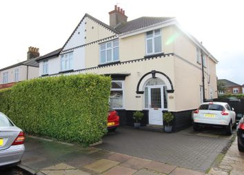 Thumbnail 4 bed semi-detached house for sale in Lindum Road, Cleethorpes