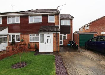 Thumbnail 4 bed semi-detached house for sale in Ferndale Avenue, Longwell Green, Bristol