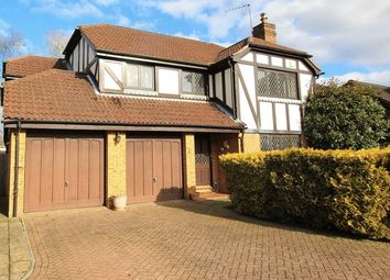 Thumbnail 5 bed detached house for sale in Heathcote, Tadworth