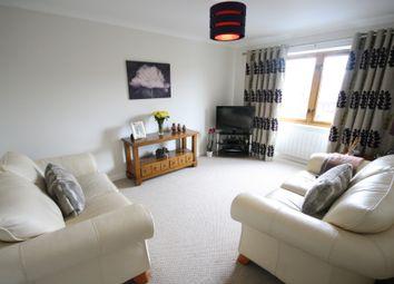 Thumbnail 1 bed flat for sale in Hunter Gardens, Bonnybridge