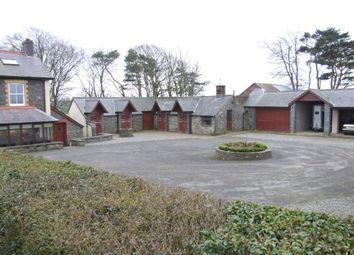 Thumbnail 4 bed farmhouse for sale in Llangwyryfon, Aberystwyth
