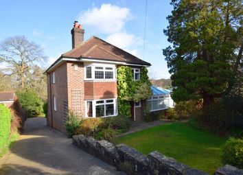 Thumbnail 4 bed detached house for sale in Cross In Hand Road, Heathfield, East Sussex, United Kingdom