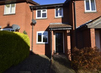 Thumbnail 2 bed terraced house to rent in Copperfield Drive, Shrewsbury