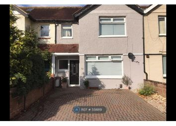 Thumbnail 4 bed terraced house to rent in Pavilion Road, Worthing