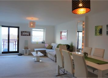 Thumbnail 2 bed flat for sale in Navigation Way, Preston
