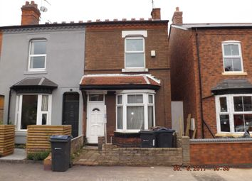 Thumbnail 3 bedroom end terrace house to rent in Addison Road, Kings Heath, Birmingham