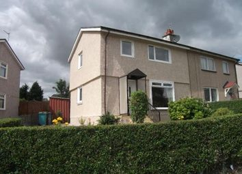 Thumbnail 3 bed semi-detached house for sale in Wye Crescent, Coatbridge