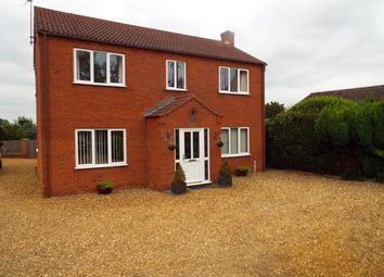 Thumbnail 5 bed detached house for sale in Outwell, Wisbech, Norfolk