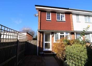 Thumbnail 2 bed end terrace house to rent in Trent Way, Worcester Park