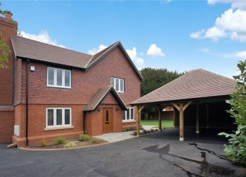 Thumbnail 4 bed detached house for sale in Woolwich Road, Upper Belvedere