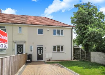 Thumbnail 3 bedroom end terrace house for sale in Hartcliffe Way, Bedminster, Bristol