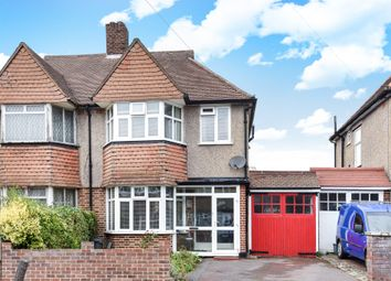 3 bed semi-detached house for sale in Carisbrooke Road, Mitcham CR4