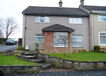 Thumbnail 4 bed end terrace house for sale in Columbia Way, Westwood, East Kilbride