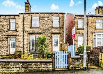 Thumbnail 4 bedroom end terrace house for sale in Newsome Road, Newsome, Huddersfield