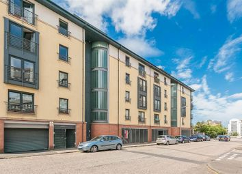 Thumbnail 1 bed flat for sale in Cables Wynd, Edinburgh