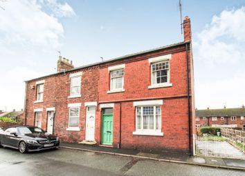 Thumbnail 3 bed end terrace house for sale in Castle Dyke Street, Flint