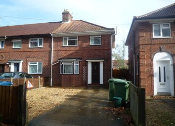 Thumbnail 4 bedroom semi-detached house to rent in Gipsy Lane, Headington, Oxford