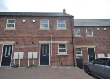 Thumbnail 3 bed terraced house to rent in Scalpcliffe Road, Burton-On-Trent