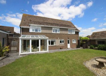 Thumbnail 4 bed detached house for sale in Carisbrook Terrace, Chiseldon, Swindon