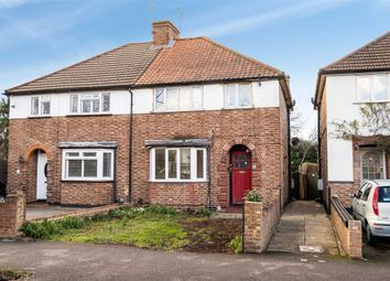 Thumbnail 3 bed semi-detached house for sale in Swan Road, West Drayton, Middlesex