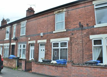 Thumbnail 3 bedroom terraced house for sale in Grosvenor Street, Allenton, Derby, Derbyshire