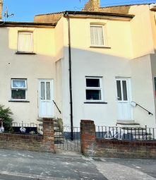 Thumbnail 2 bed terraced house for sale in Canterbury Street, Gillingham