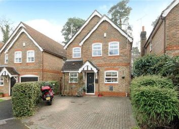 Thumbnail 3 bed detached house for sale in Fordwells Drive, Bracknell, Berkshire