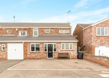 Thumbnail 3 bed semi-detached house for sale in Daly Avenue, Hampton Magna, Warwick, Warwickshire