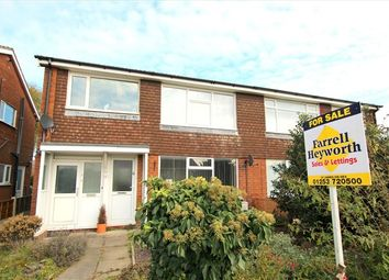 Thumbnail 1 bed flat for sale in Shipley Road, Lytham St. Annes