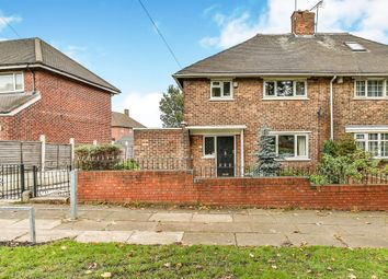 Thumbnail 3 bed semi-detached house for sale in Bowden Wood Crescent, Sheffield