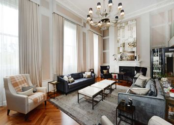 Thumbnail 3 bed flat for sale in Lancaster Gate, London