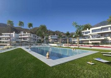 Thumbnail 2 bed apartment for sale in Benahavis, Benahavis, Malaga
