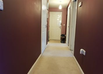 Thumbnail 2 bed flat for sale in Onyx Crescent, Thurmaston, Leicester