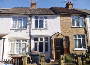 Thumbnail 2 bed terraced house to rent in Glencoe Road, Bushey