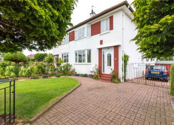 Thumbnail 3 bed semi-detached house for sale in Silverknowes Brae, Edinburgh, Midlothian