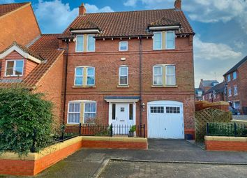 Thumbnail 4 bed end terrace house for sale in Pasture Terrace, Beverley