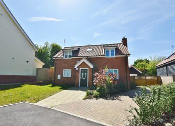Thumbnail 3 bed detached house to rent in The Meadows, Friston, Saxmundham