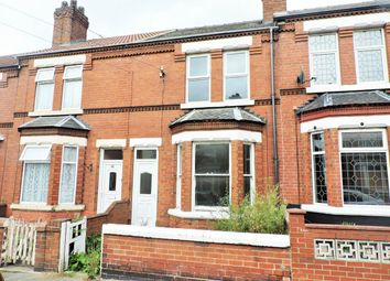 Thumbnail 2 bed terraced house to rent in St. Marys Road, Doncaster