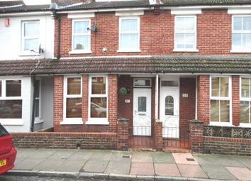 Thumbnail 3 bed terraced house for sale in Annington Road, Eastbourne